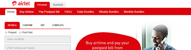 How to deposit money in SportPesa using Airtel money