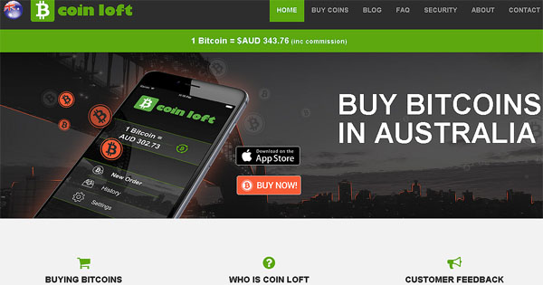 coinloft-buy-bitcoins-in-australia - Mpesa Charges: New