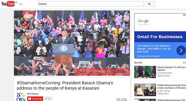 Make Money On YouTube Kenya