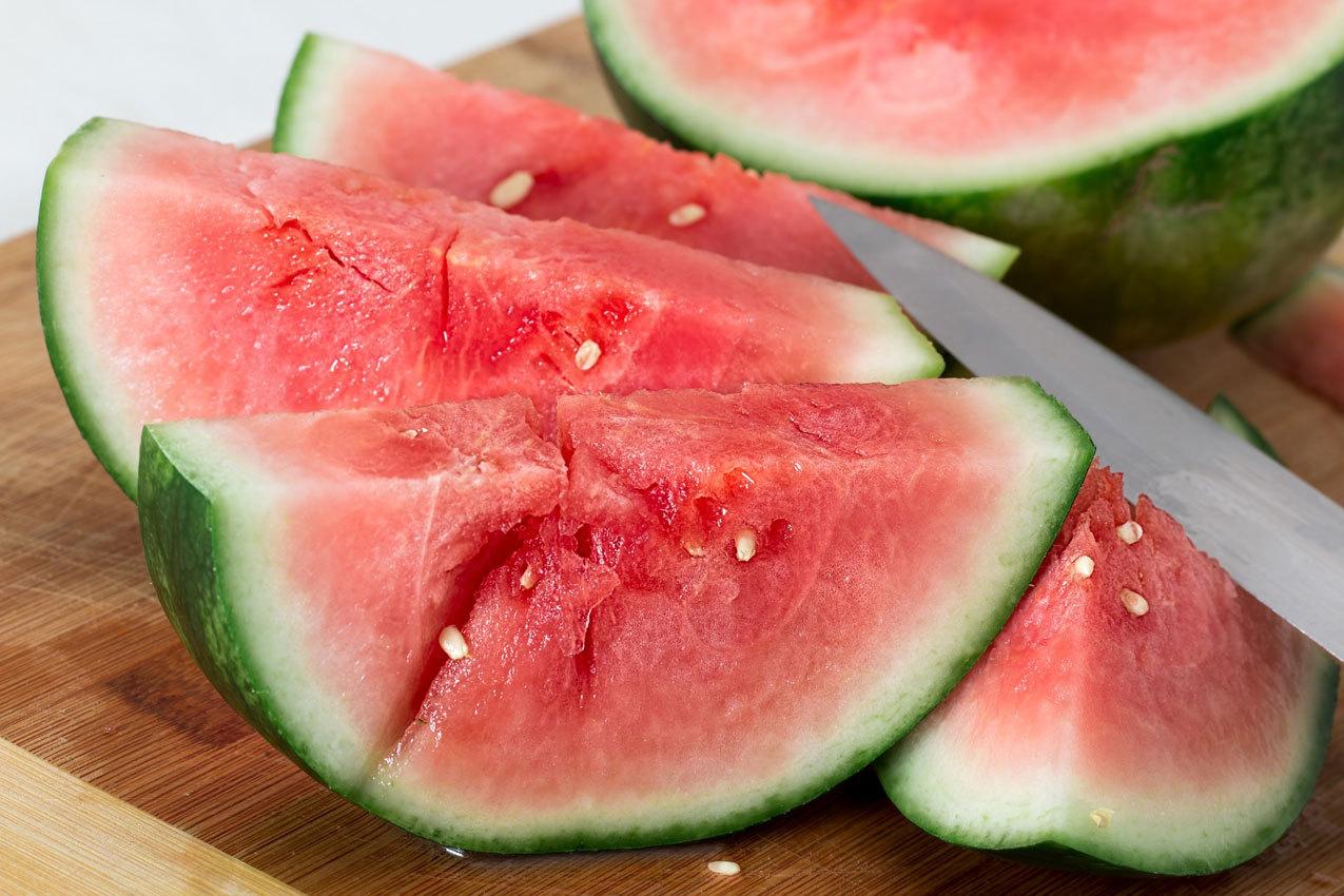 Eat watermelon to increase testosterone