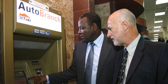 Equity Mpesa ATM Withdrawal