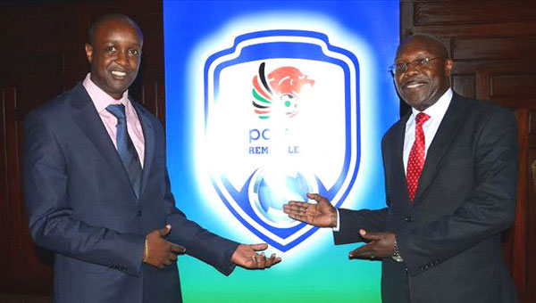 SportPesa New Kenya Premier League Sponsors