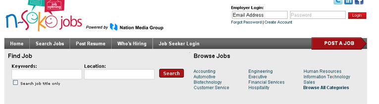 N-Soko Jobs