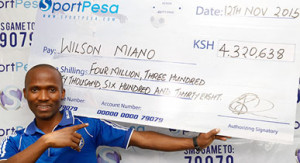 SportPesa Jackpot Analysis