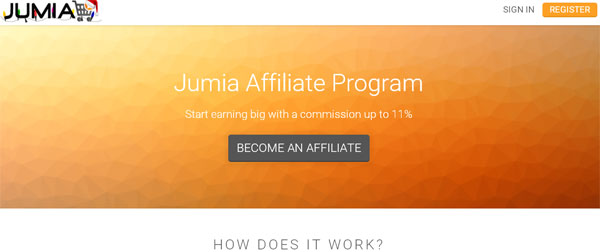 Jumia Kenya: How to Join Jumia Affiliate Program Kenya