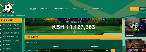 Mcheza Paybill Number - How to Deposit Money from Mpesa to Mcheza