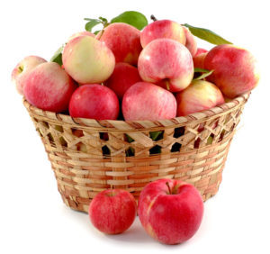 Eat apples to increase male fertility