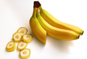 Bananas have potassium