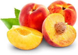 Peaches boost sperm count