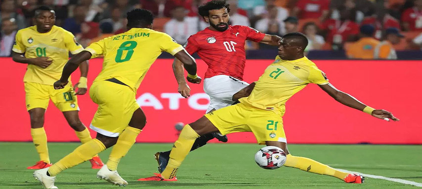 AFCON (African Cup of Nations) 2019 Fixtures and Results