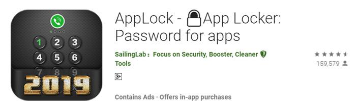 AppLock - App Locker: Password for apps